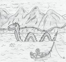 Nessie by jamez88