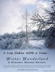 Winter Wonderland Vacation Advertisement by SuperstarUniverseLLC
