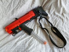NERF Rival Apollo by MarcWF