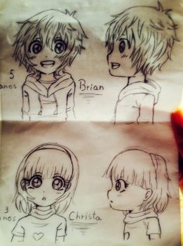 Brian and Christa by LetBri