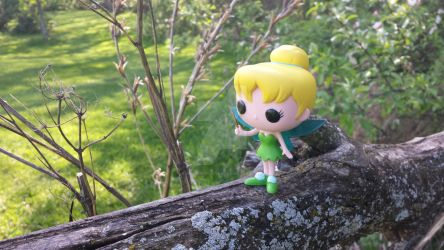 Tinkerbell by printingpony85