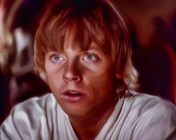 Luke Skywalker by petnick