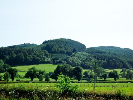 Loch lomand hills 2 by Johnt447
