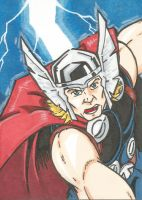 Marvel Now Thor by chicagogeekdad