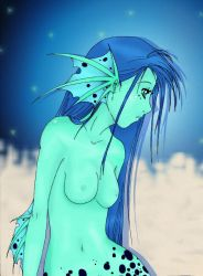 Siren Colored by Ligbi