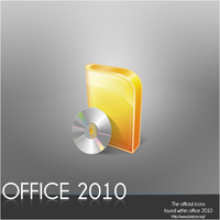 Office 2010 by cr1t1cal