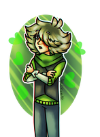 Alex Eddsworld Oc [SPEEEDPAINT] by WIKUNIAK2