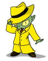Zoot Suit Jaken by Patches365