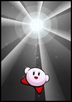 Light Kirby by SelanPike