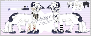:. Archie Ref 2017 .: by Howliing