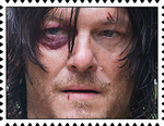 Daryl Dixon's Stamp by RalphAguilar462