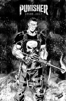 Punisher...17.11.2017 by IttoOgamy