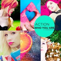 Who You Are Action by VanesaParawhore