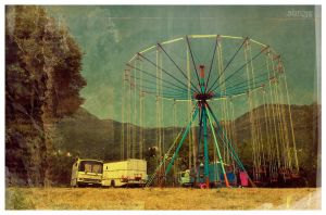 My Vintage Summer - CarnivalII by imagesofsbn