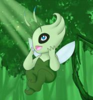 Celebi - Photosynthesis by Alkaline-Lady