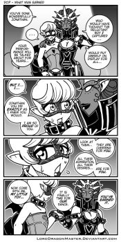 DC:P - What was earned by Lorddragonmaster