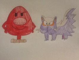 TMMS-Pokemon: Mr. Rude and a Stunky