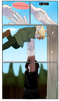 WFCP: Chapter 3 page 64 by WFCPComic