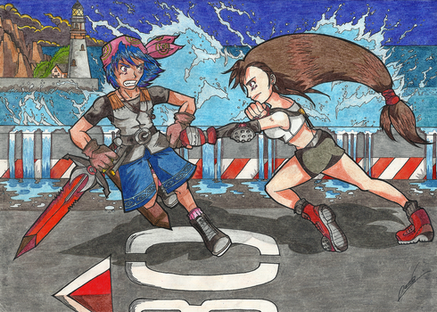 Chrono Cross: Battle at the Dead Sea by 2PlayerWins