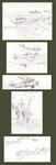 Compilation of aircrafts by Bidass