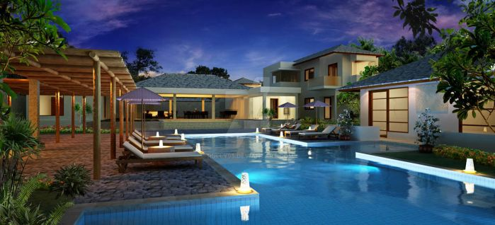 Oberoi Villa 2 by rully95