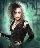 Bellatrix Lestrange by Mimitchki