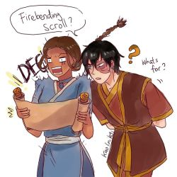 ATLA: Spying on Other Bending Skill by LiniAriva