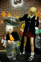 Its this or the Maka Chop by LilithFire