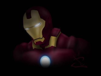 Iron Man by Prince-of-Powerpoint