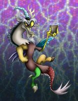 Discord by TwoTigerMoon