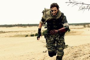 MGS V - ALL FOR REVENGE!! by RBF-productions-NL