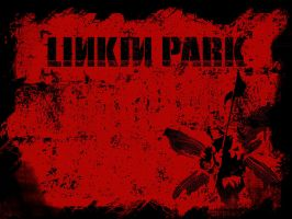 Grungy Linkin Park by Wolverine080976