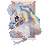 Baby Rainbow [NN Custom] by Thalliumfire