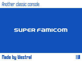Super FamiFont by WestralInc