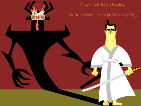 Samurai Jack - The Vector Art by tetsuogz