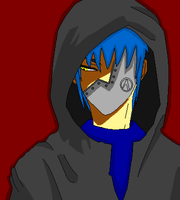 Axton's Mask (2nd Form) by pokeczarelf