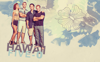 Hawaii Five-0 by JamieRose89