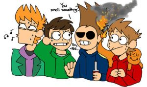 Eddsworld Week Day 2 by SouthParkAnimator