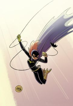 Batgirl Year One by mikemaihack