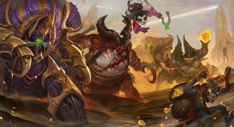 Catch the Goblin _ Heroes of the storm by alswns3421