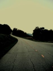 road.. by courtneyyyy