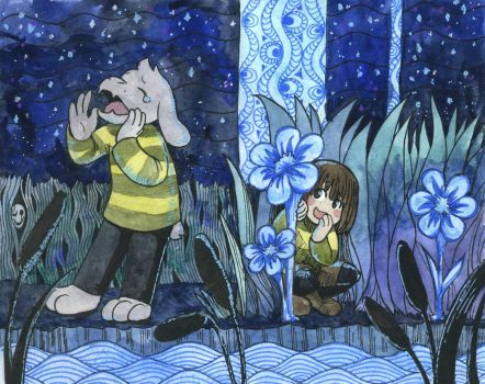 Chara! Where are you?! by TomoeOtohime