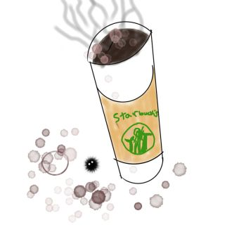 SpritesCoffee by UncleBobSquatch