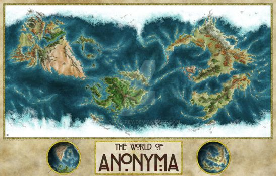 The World of Anonyma by thomrey81