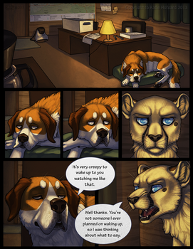 100 Deeds Page 03 by KatieHofgard