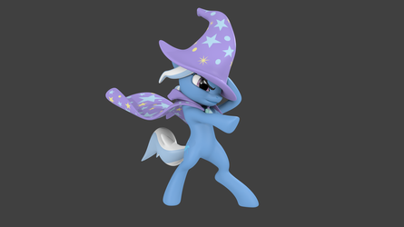 Trixie Pose .Blend File by pizzalover53