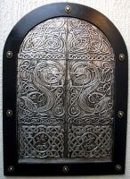 DRAGONS DOOR by CacaioTavares