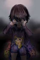 FNAF | Crying Child by Kaijiiro