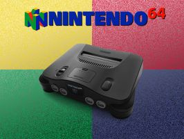 Nintendo 64 Wallpaper by GamezAddic
