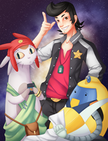 Space Dandy by Arrupako